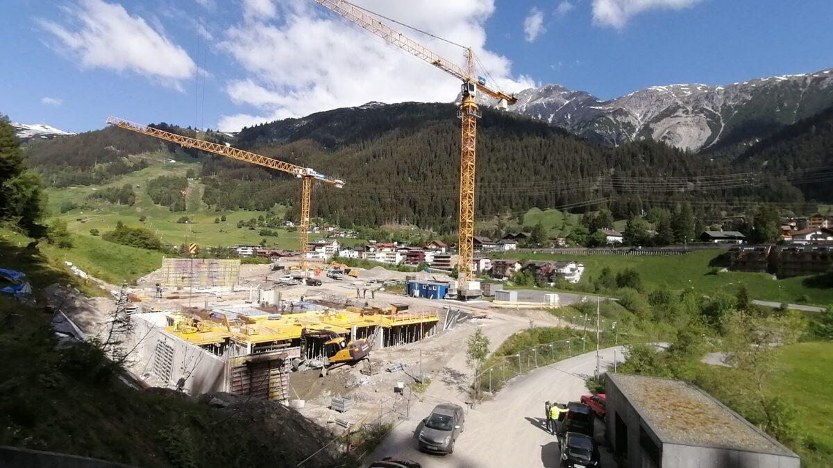 Nahwärme St. Anton am Arlberg