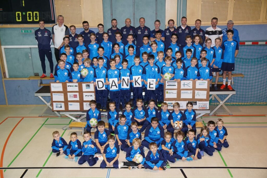 aqotec Sponsoring TSV Frankenmarkt Jugendmannschaften