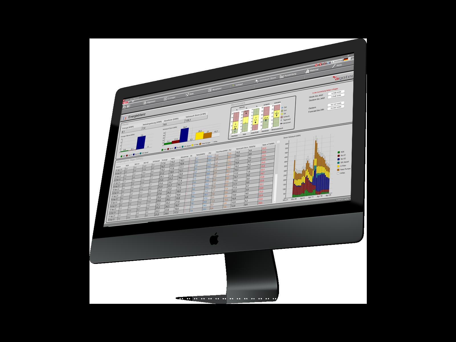 Energiebilanz-Software